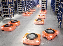 Testing Floors for G2P Automation