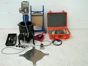 Abrasion Resistance Testing Machine