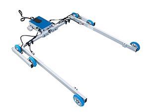 Robotics Profileograph Floor Profiler