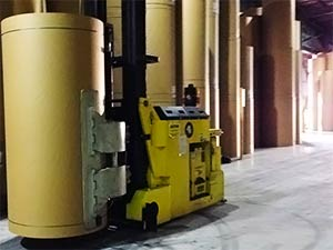 AGV Forklift