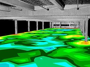 3D Floor Scan
