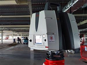 3D Floor Scanning Issues